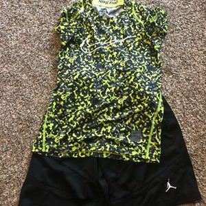 Youth Nike outfit